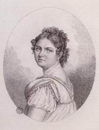 Geltrude Righetti Giorgi, la prima Rosina
