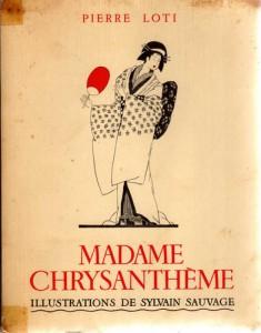 Madame Chrysantème