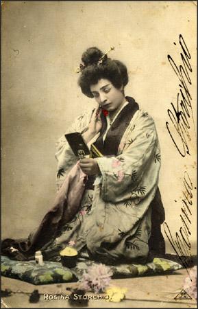 Rosina Storchio, la prima Butterfly