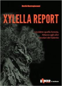 copertina xylella report di mastrogiovanni