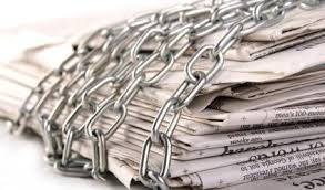 Libertà di stampa? Non esiste