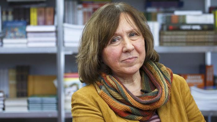 Svetlana Alexievich. E il giornalismo diventa arte