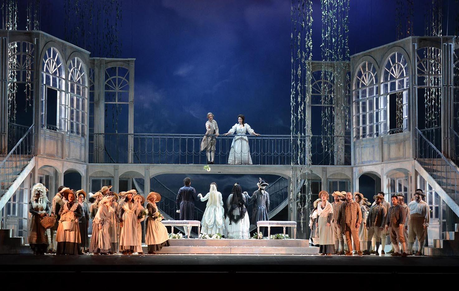 Petruzzelli: Nozze di Figaro, miseria e grandezza dell'uomo