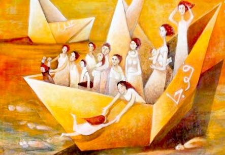 Bari: s/murare il Mediterraneo con l'arte