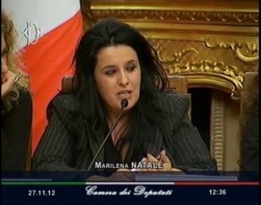 """Marilena Natale, minacciata di morte dai casalesi. """"La mia scorta? La gente onesta"""""""