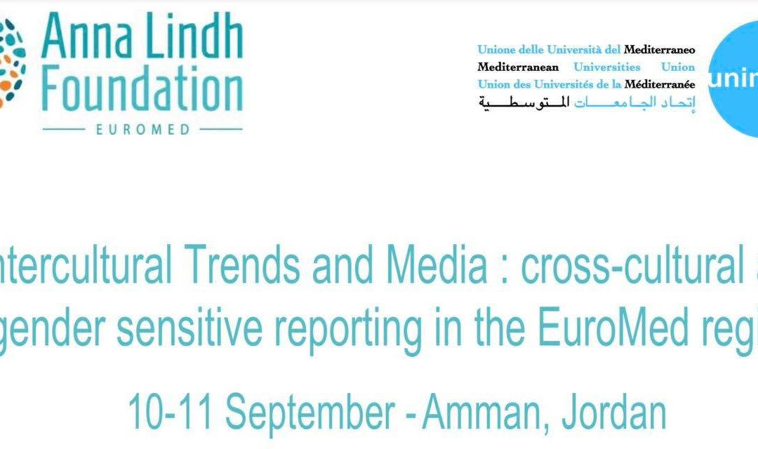 The experience of the Forum of Mediterranean Women Journalists takes place in Amman (Jordan)
