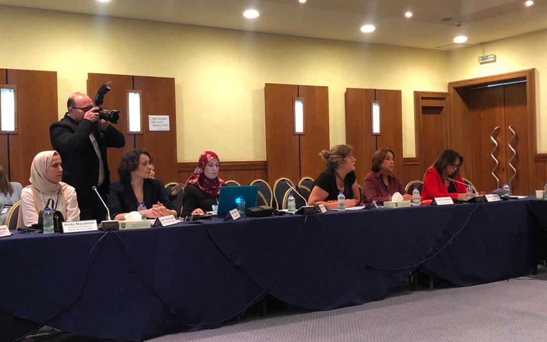Ad Amman (Giordania) l'esperienza del Forum delle giornaliste del Mediterraneo